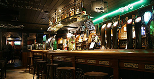 saint patrick bar pub irlandais situ saint etienne dans la loire 42. Black Bedroom Furniture Sets. Home Design Ideas